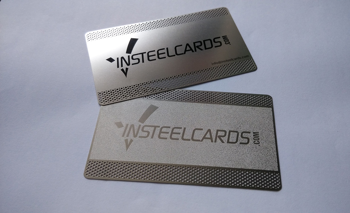 Metal Business Cards | Luxury Metal Membership Cards Manufacturer
